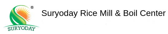 Suryoday Rice Mill & Boil Center Logo